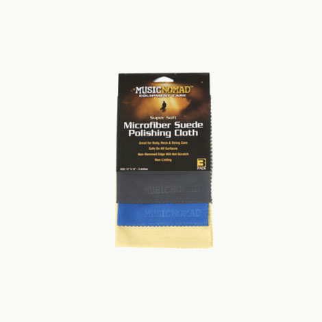 MN203  -  Suede Polishing Cloth - 3 Pack